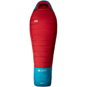 Mountain Hardwear Phantom Gore-Tex Sacos de dormir -40°C Largo, alpine red